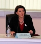 """President Atifete Jahjaga took part in the launch of the """"Kosovo Program against Domestic Violence"""""""
